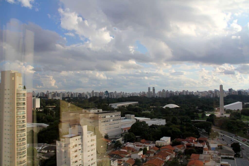 Pullman Sao Paulo Ibirapuera Ausblick