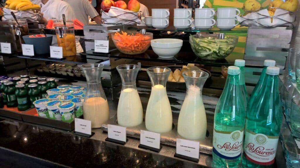Pullman Sao Paulo Ibirapuera Frühstück 5
