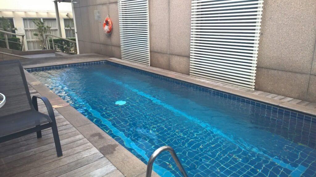 Pullman Sao Paulo Ibirapuera Pool 2