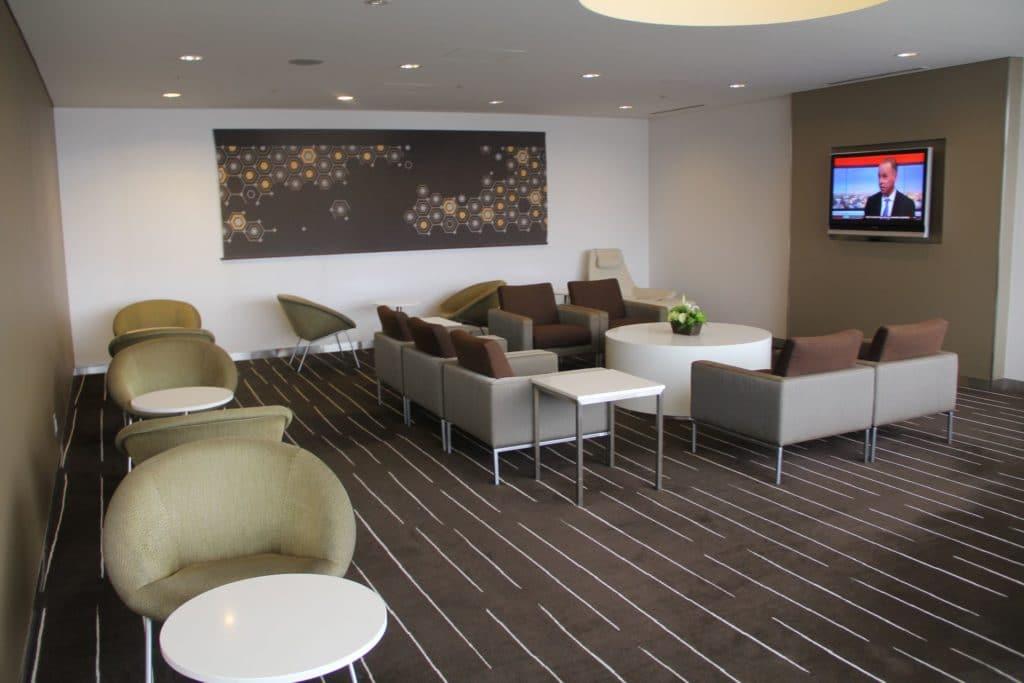 Qantas Lounge Tokio Narita 6 flughafen lounge