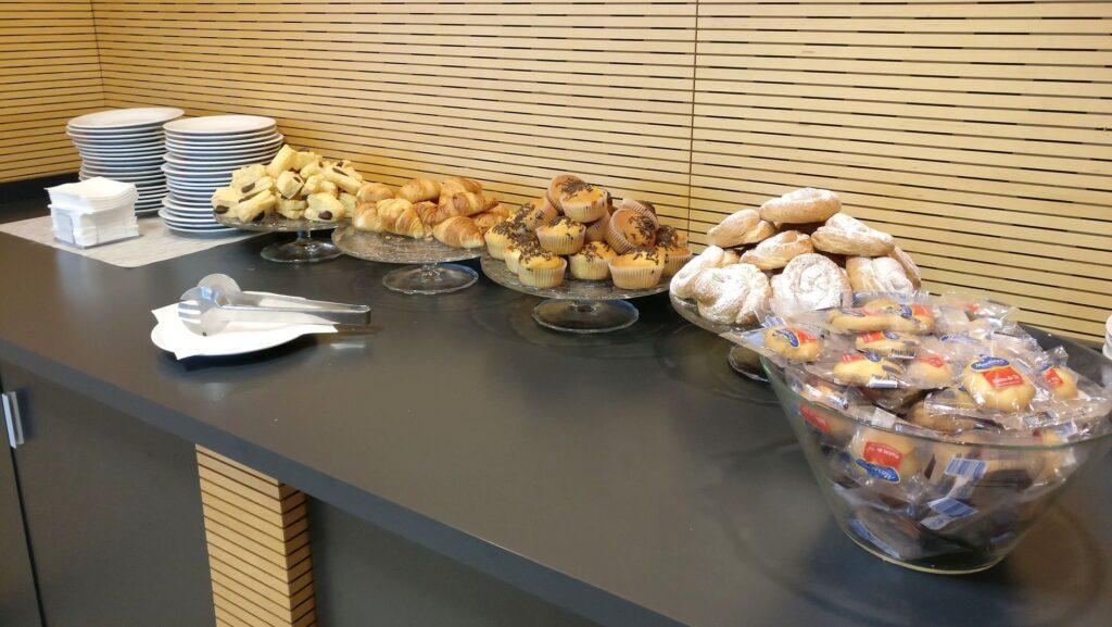 Sala VIP Alicante Buffet 3