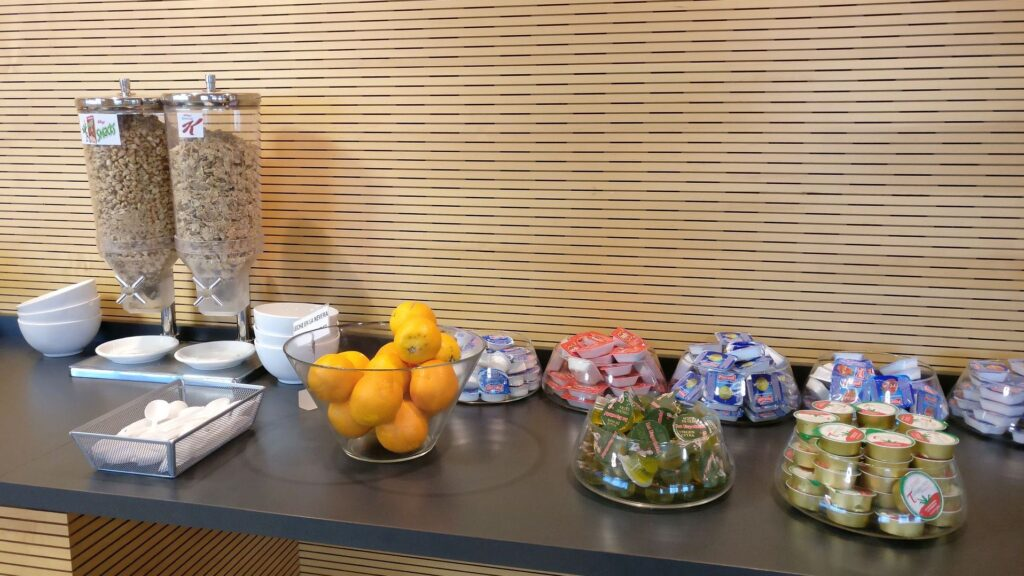 Sala VIP Alicante Buffet 4