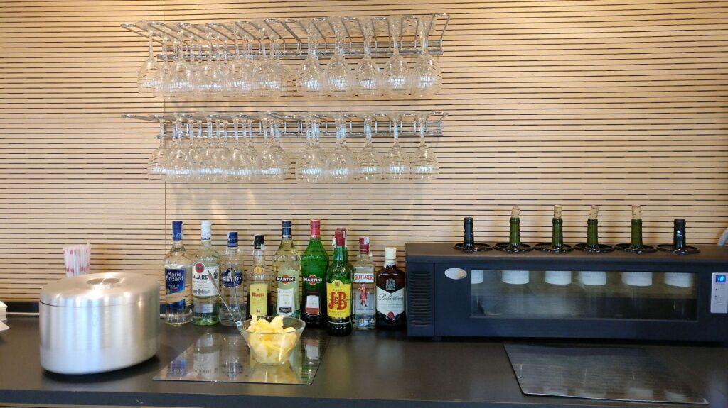 Sala VIP Alicante Buffet 6