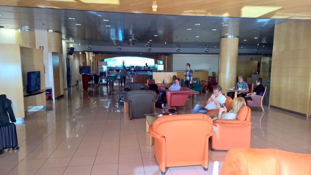 Sala VIP Galdos Gran Canaria 2