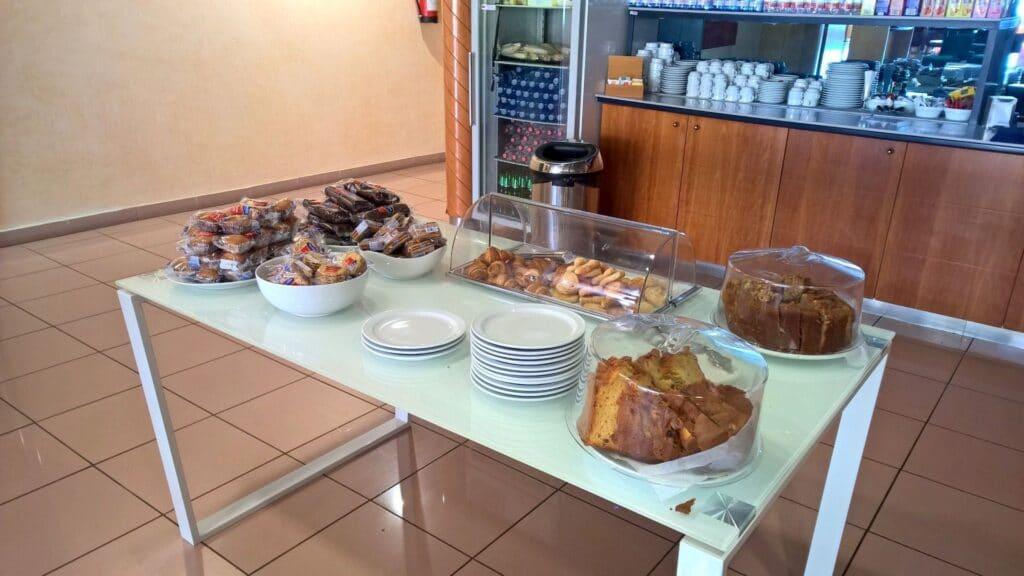 Sala VIP Galdos Gran Canaria Buffet