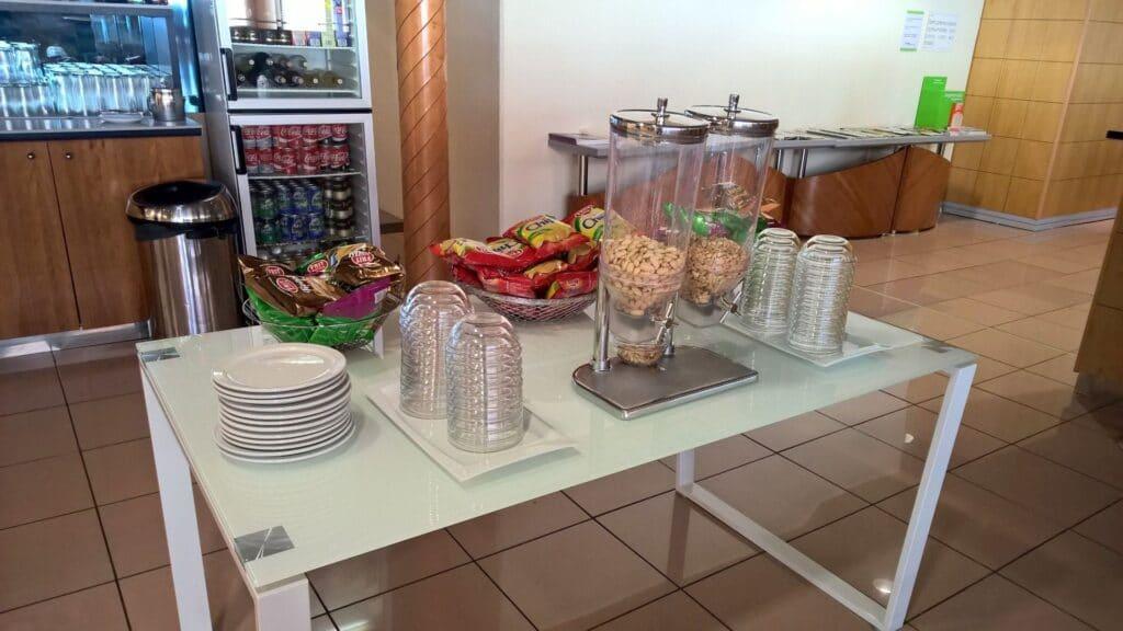 Sala VIP Galdos Gran Canaria Buffet 2