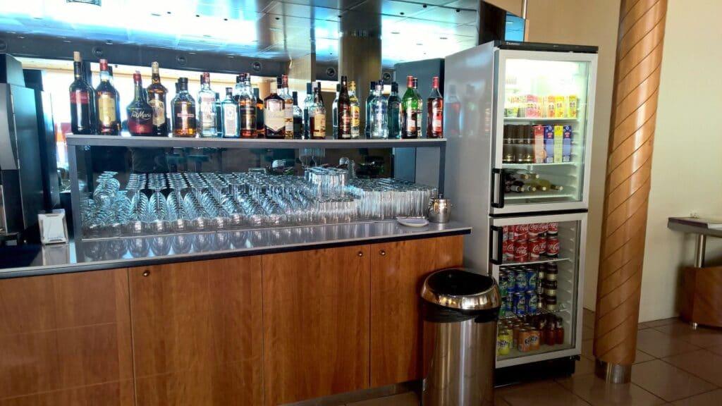 Sala VIP Galdos Gran Canaria Buffet 3
