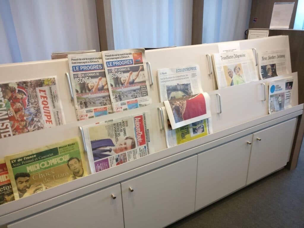 Salon Solano Lyon Zeitungen 2