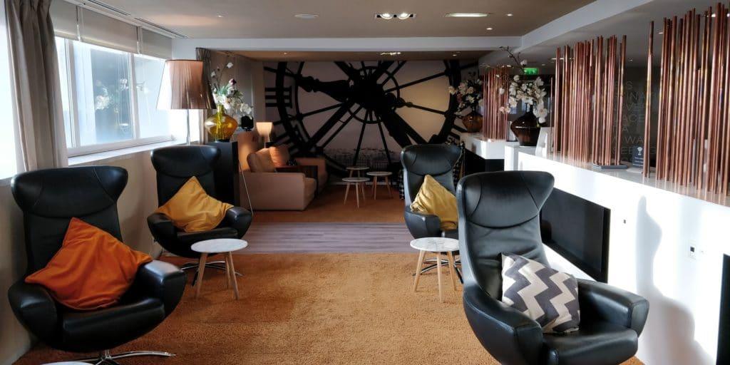 Star Alliance First Class Lounge Paris