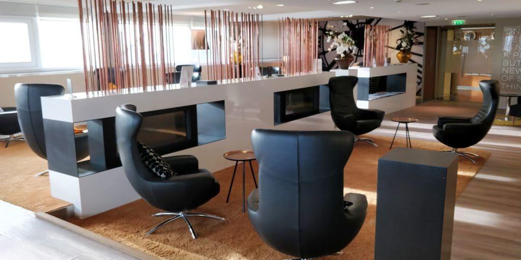 Star Alliance First Class Lounge Paris 4