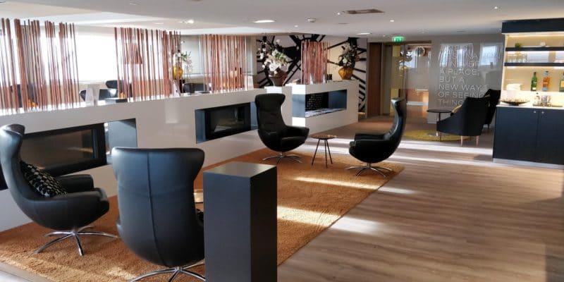 Star Alliance First Class Lounge Paris 5
