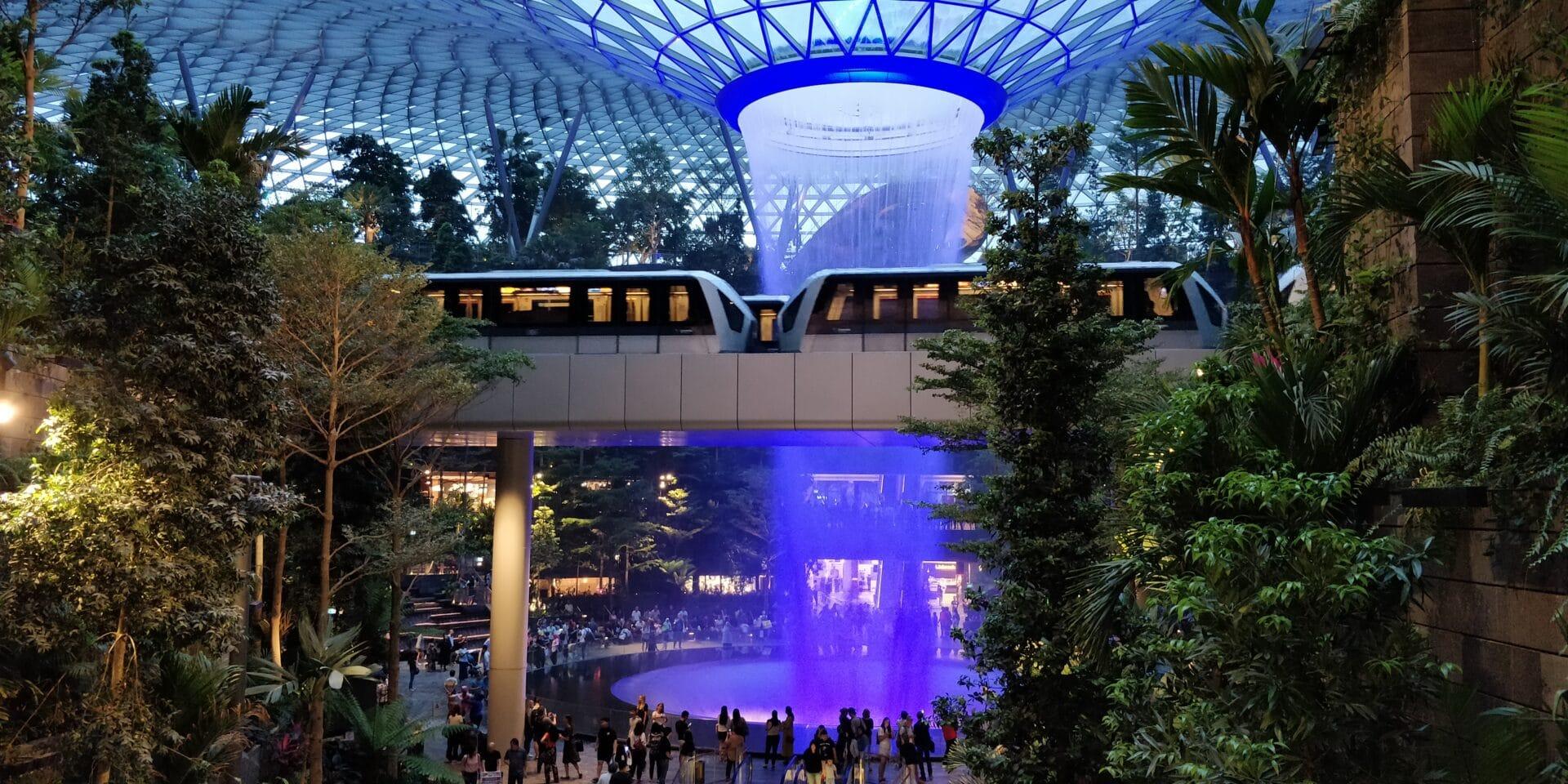 The Jewel Singapur