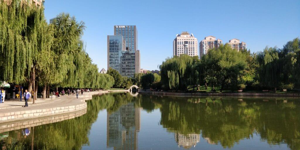Tuanjiehu Park Beijing