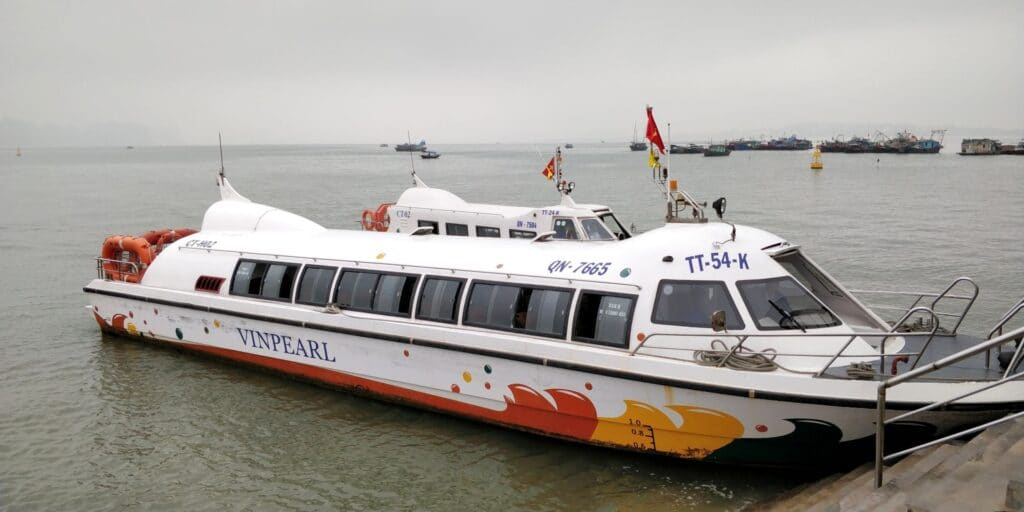 Vinpearl Resort Ha Long Bay Boot