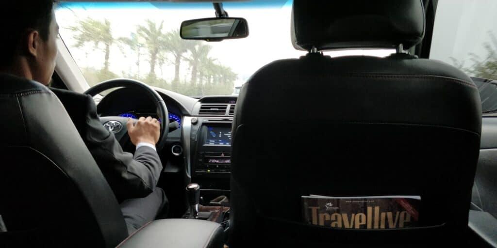 Vinpearl Resort Ha Long Bay Fahrer