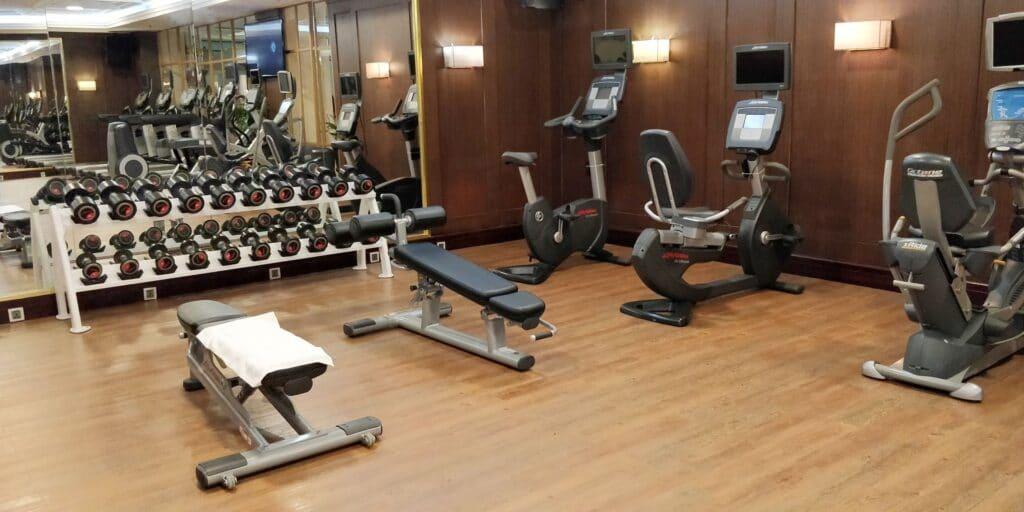 Vinpearl Resort Ha Long Bay Fitness 2