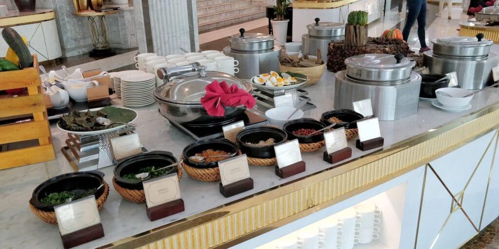 Vinpearl Resort Ha Long Bay Frühstück 4