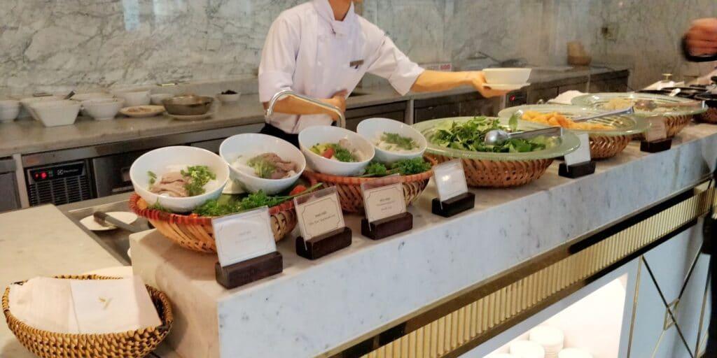 Vinpearl Resort Ha Long Bay Frühstück 5