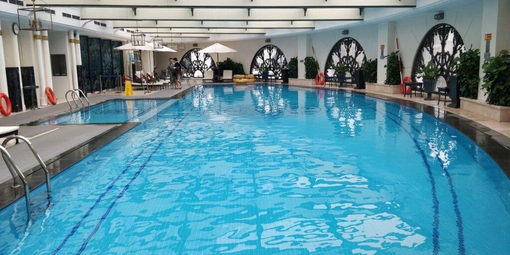 Vinpearl Resort Ha Long Bay Indoor Pool 2