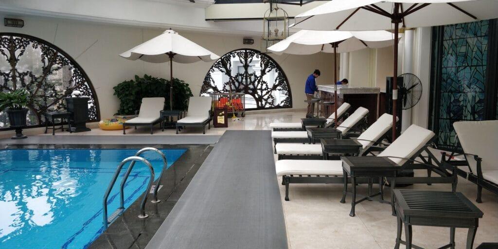 Vinpearl Resort Ha Long Bay Indoor Pool 3