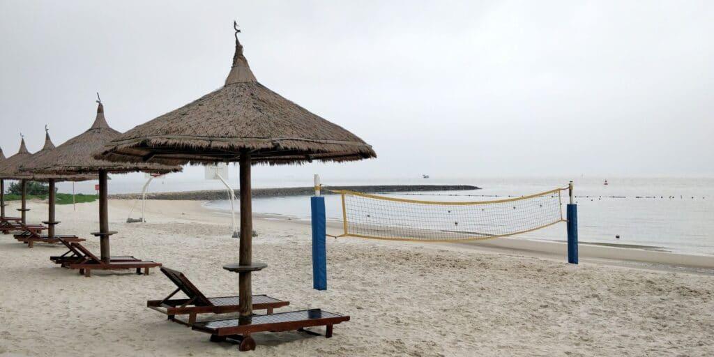 Vinpearl Resort Ha Long Bay Strand 2