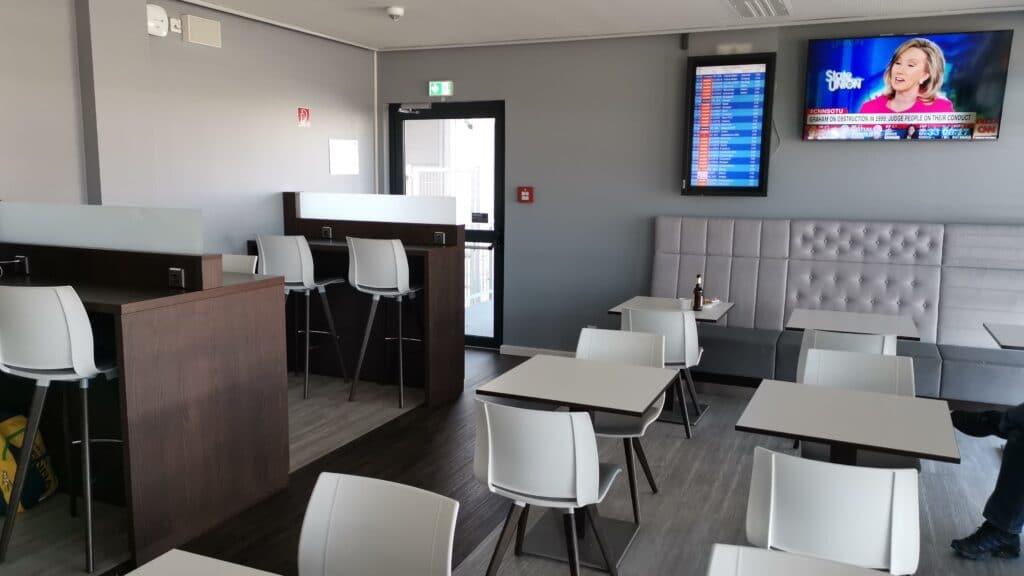 Weltbürger Lounge Berlin Tegel Erdgeschoss