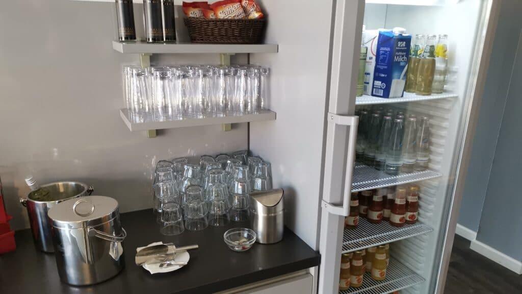 Weltbürger Lounge Berlin Tegel Getränken