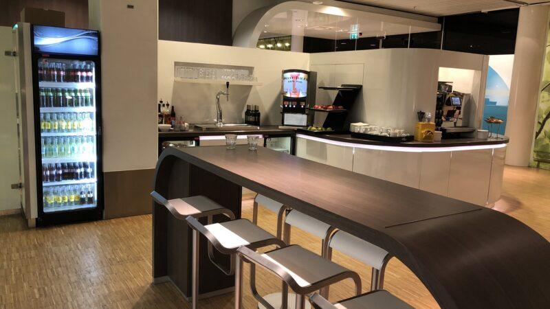 Aspire Lounge Amsterdam 26 Bar