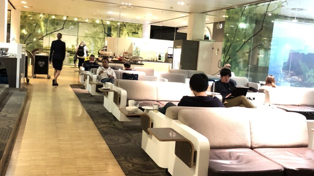 Aspire Lounge Amsterdam 26 Lounge 2