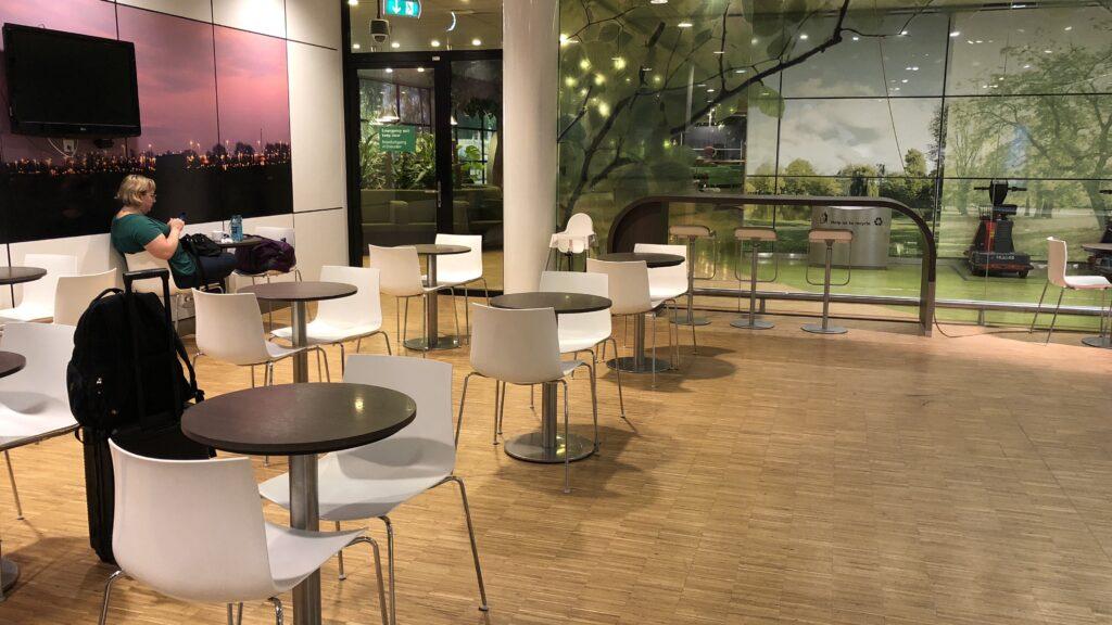 Aspire Lounge Amsterdam 26 Restaurant