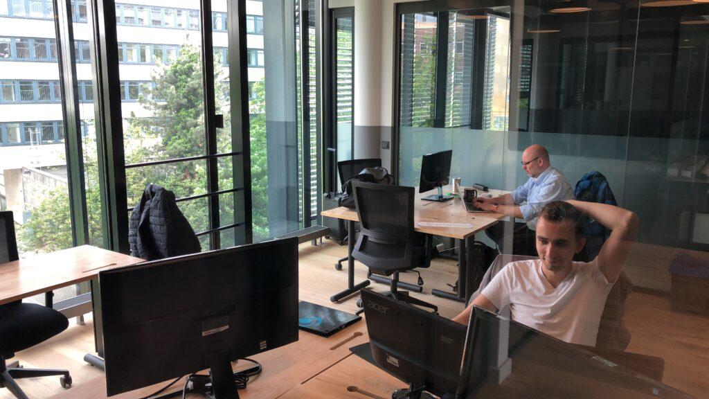 Büro Hamburg