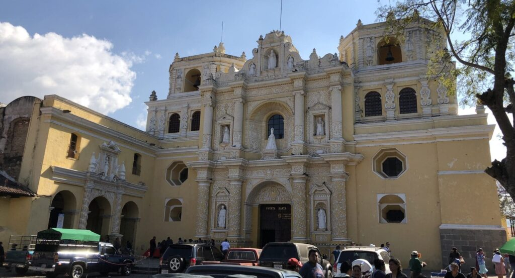 Kirche Antigua Guatemala