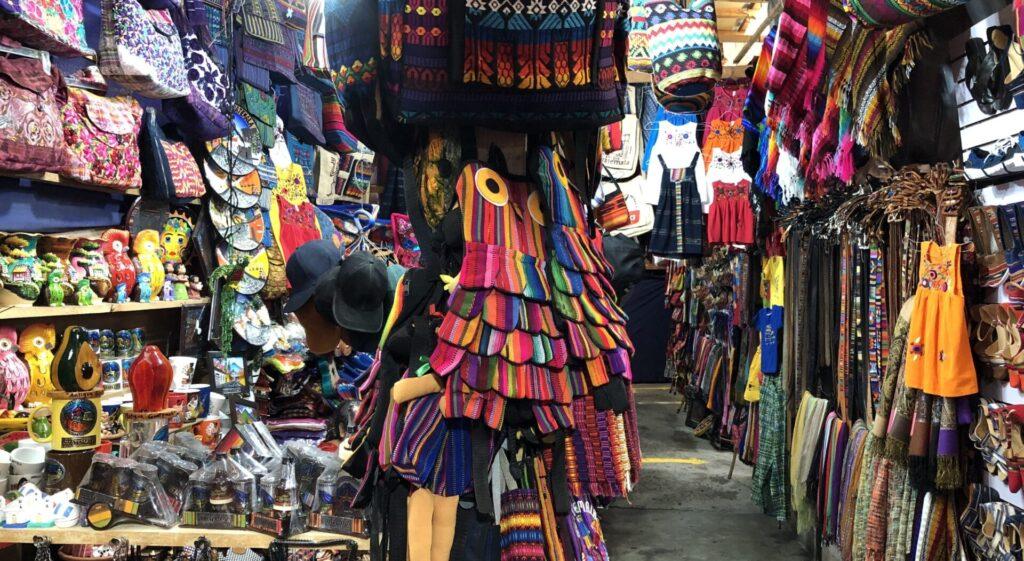 Markt Antigua Guatemala