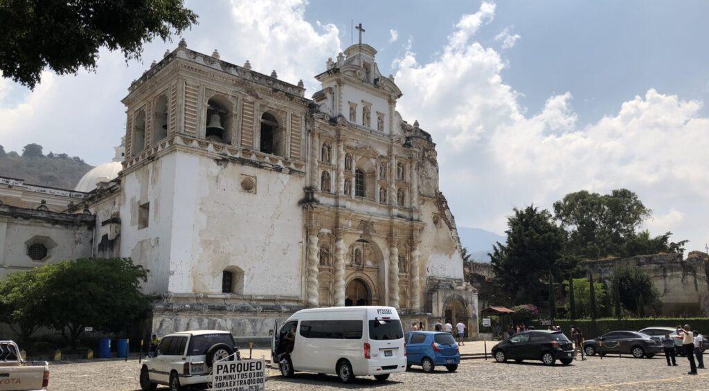 Ruine Kirche Antigua Guatemala