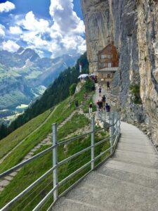 Äscher Restaurant Schweiz