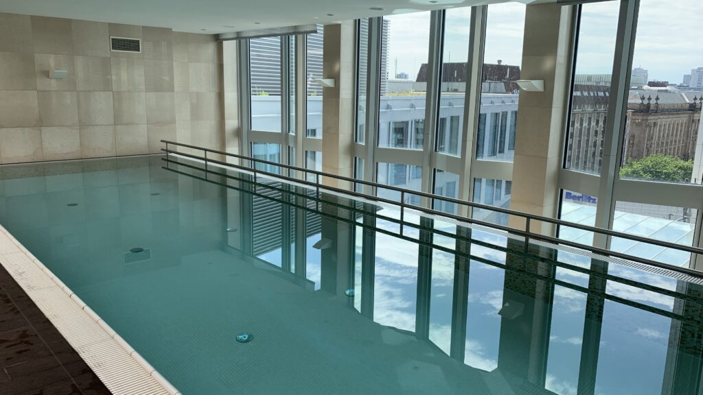 Eurostars Berlin Pool 1