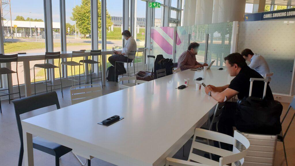 Eurowings Lounge München 2