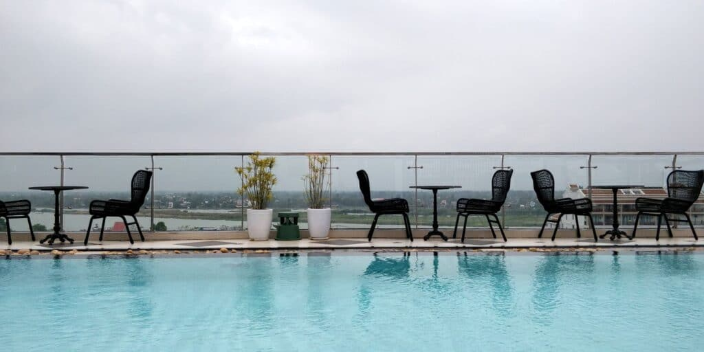 Hotel Royal Hoi An Rooftop Pool 3