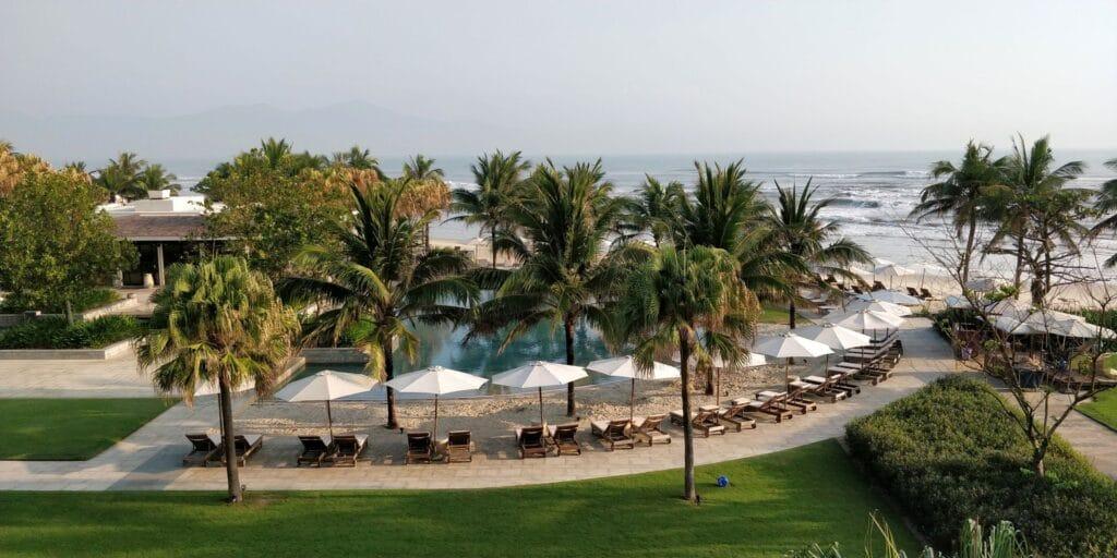 Hyatt Regency Danang Resort Ausblick