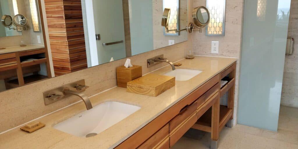 Hyatt Regency Danang Resort Bad 2