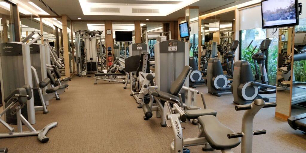 Hyatt Regency Danang Resort Fitness