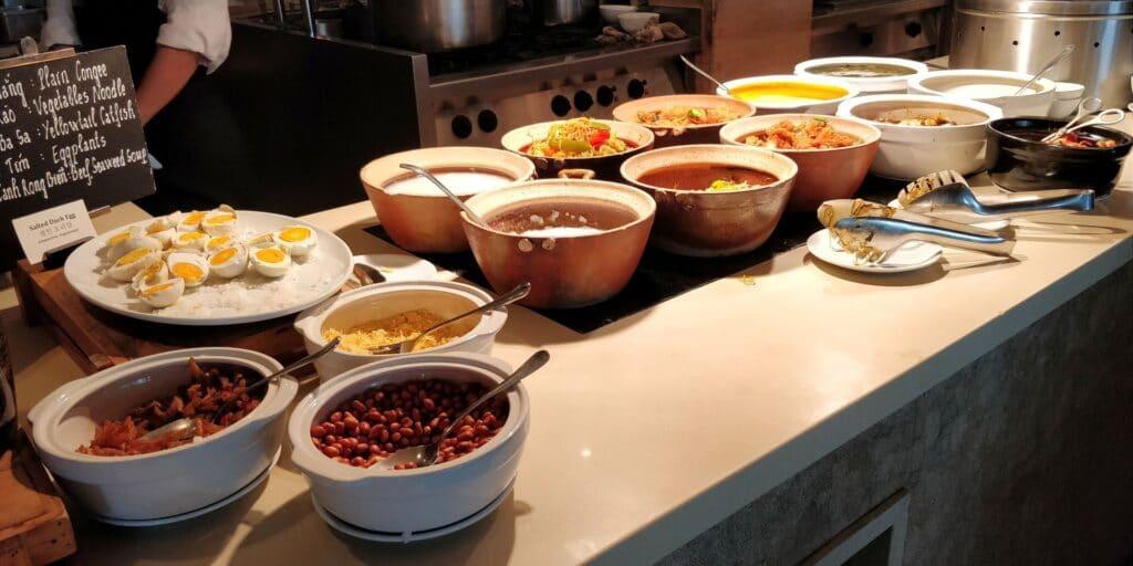 Hyatt Regency Danang Resort Frühstück 3