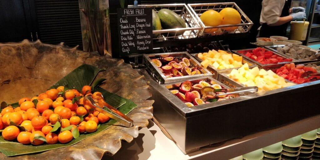 Hyatt Regency Danang Resort Frühstück 4