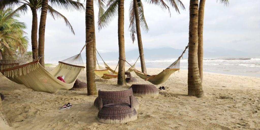 Hyatt Regency Danang Resort Hängematten