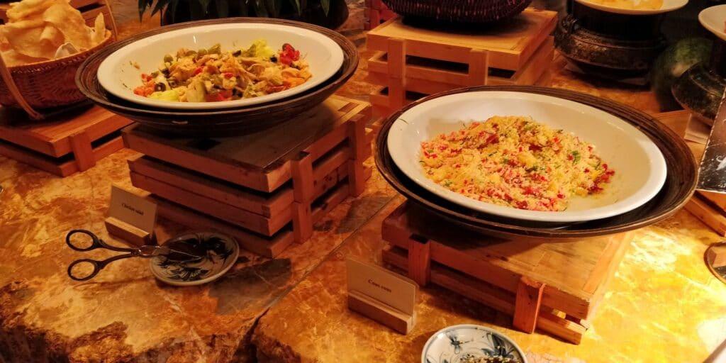 Hyatt Regency Danang Resort Lounge Abendessen 3