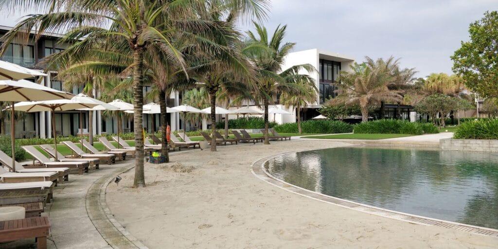 Hyatt Regency Danang Resort Lounge Kinderpool 2