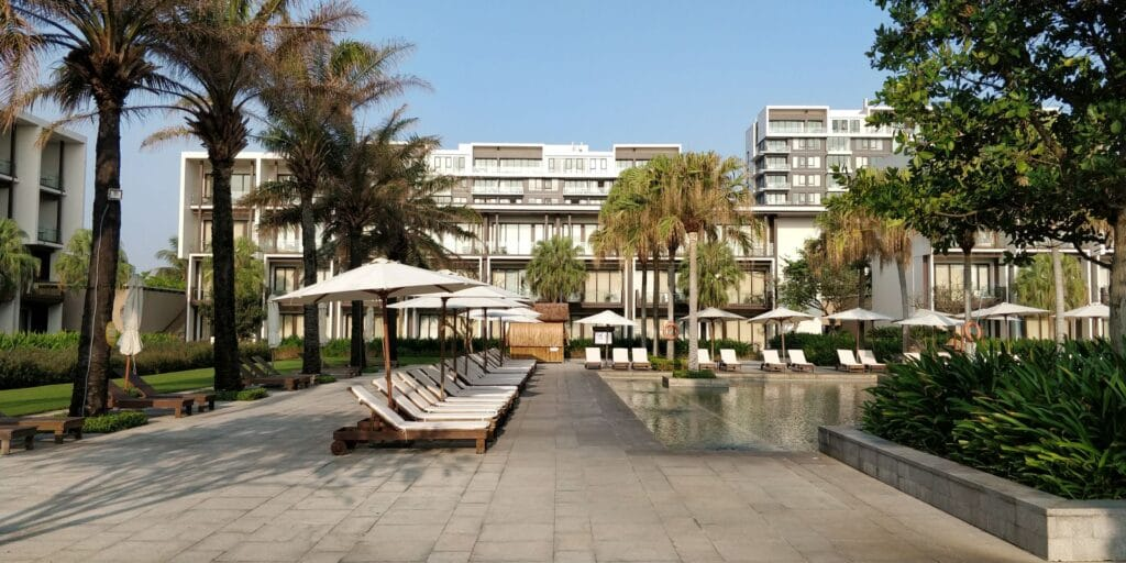 Hyatt Regency Danang Resort Pool