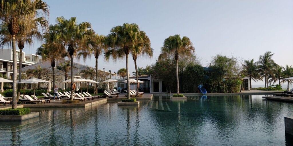 Hyatt Regency Danang Resort Pool 2