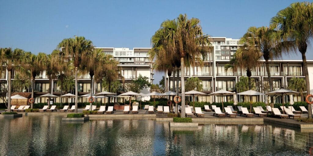 Hyatt Regency Danang Resort Pool 3