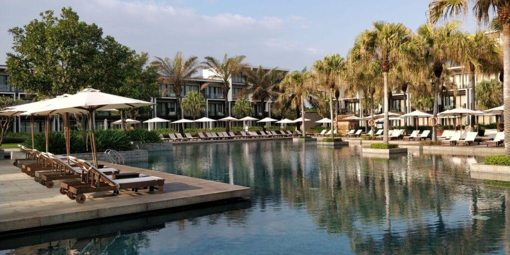Hyatt Regency Danang Resort Pool 4